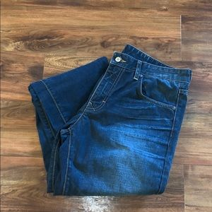 Boss regular fit jeans 34/32